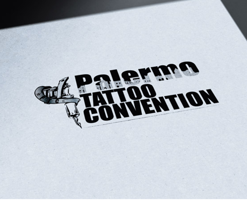 brand identity palermo tattoo convention