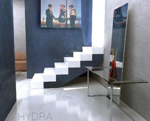 render hydra specchio consolle
