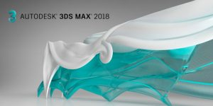 screen 3ds max 2018