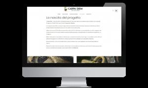 sito web carpa diem non solo coffa